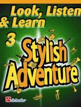 LOOK, LISTEN & LEARN Book 3 Stylish Adventure