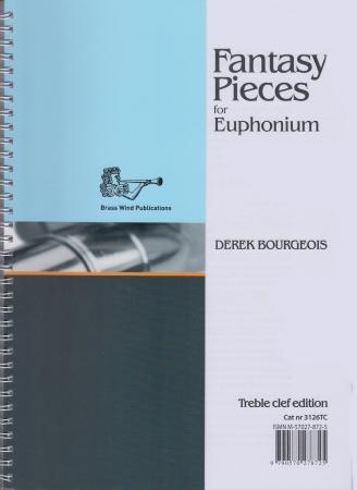 FANTASY PIECES (treble clef)