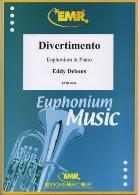 DIVERTIMENTO treble/bass clef