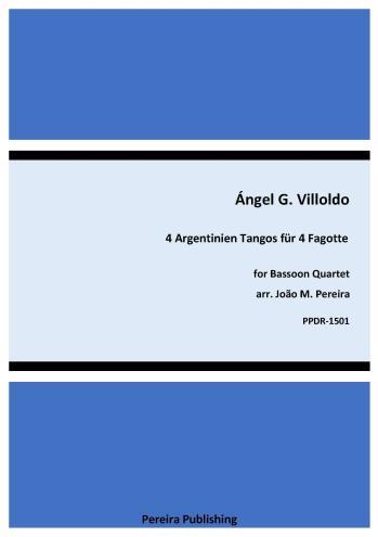 FOUR ARGENTINIAN TANGOS