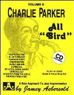 CHARLIE PARKER 'ALL BIRD' Volume 6 + CD