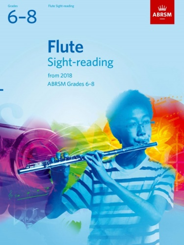 FLUTE SIGHT-READING TESTS Grade 6-8 (from 2018)