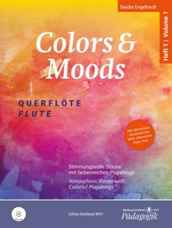 COLORS & MOODS Volume 1 + CD