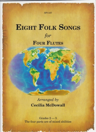 EIGHT FOLK SONGS