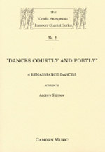 DANCES COURTLY AND PORTLY