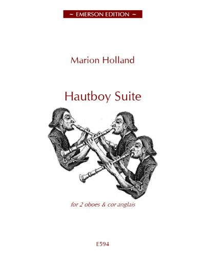 HAUTBOY SUITE score & parts
