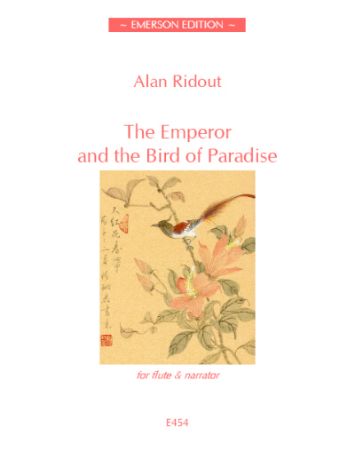 THE EMPEROR AND THE BIRD OF PARADISE