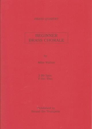 BEGINNER BRASS CHORALE (score & parts)