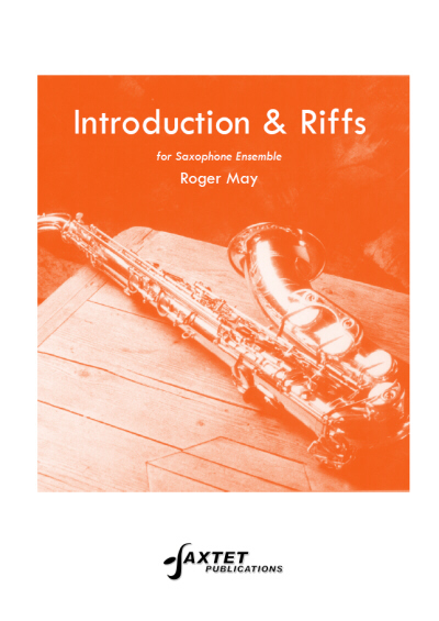 INTRODUCTION AND RIFFS