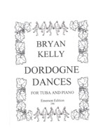 DORDOGNE DANCES (treble/bass clef)
