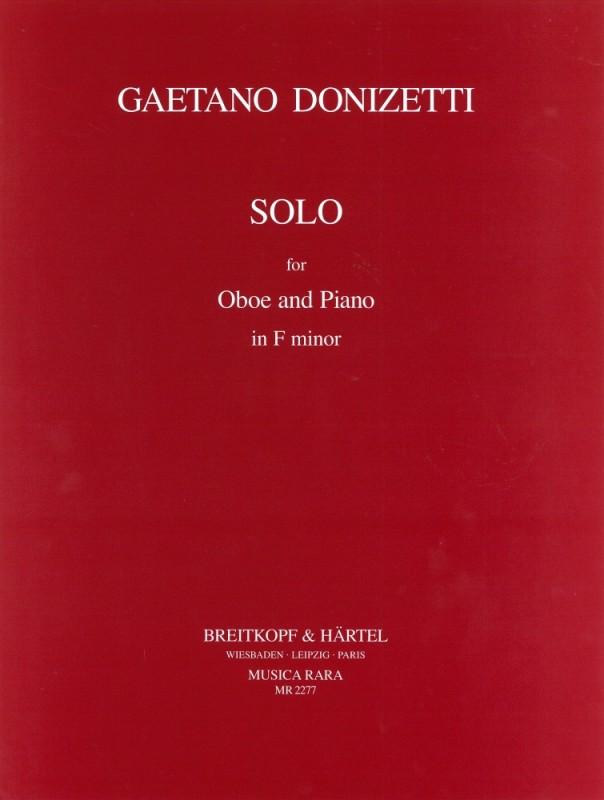 SOLO in F minor