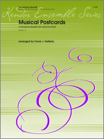 MUSICAL POSTCARDS (score & parts)