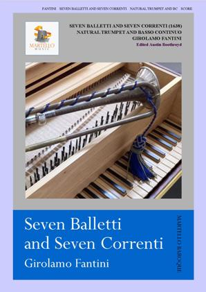 SEVEN BALLETTI AND SEVEN CORRENTI (1638)