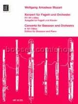 BASSOON CONCERTO in Bb major K191