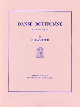 DANSE BOUFFONNE