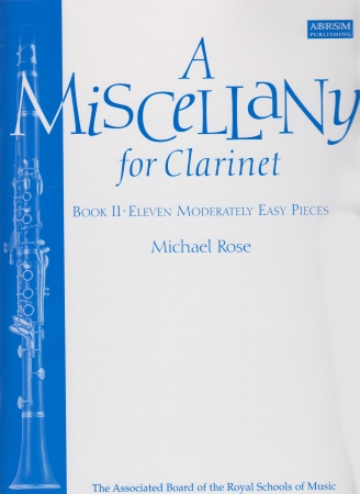 A MISCELLANY FOR CLARINET Book 2