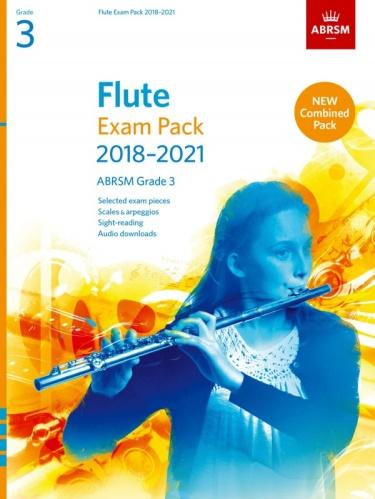 FLUTE EXAM PACK Grade 3 (2018-2021)