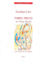 THREE PIECES FOR THREE PLAYERS
