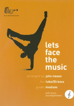 LET'S FACE THE MUSIC (treble clef)