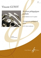 10 PROGRESSIVE PEDAGOGICAL PIECES Volume 2