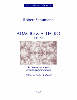 ADAGIO AND ALLEGRO Op.70