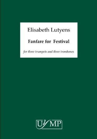 FANFARE FOR A FESTIVAL (score)