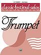 CLASSIC FESTIVAL SOLOS Book 1 trumpet part