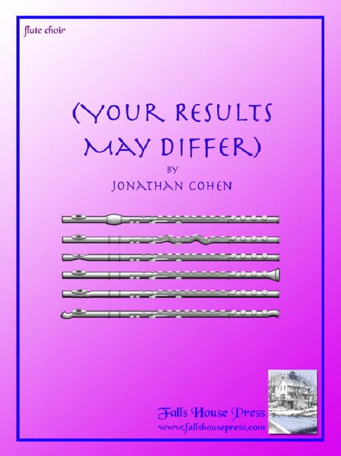 YOUR RESULTS MAY DIFFER