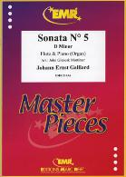 SONATA No.5 in d minor