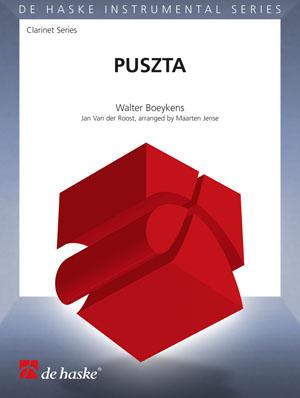 PUSZTA (score & parts)