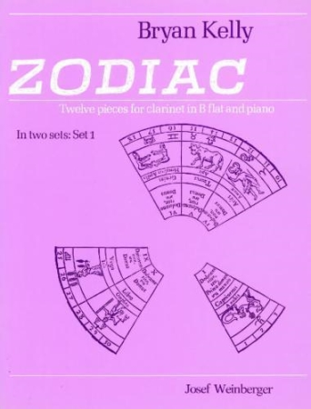 ZODIAC 12 pieces Set 1