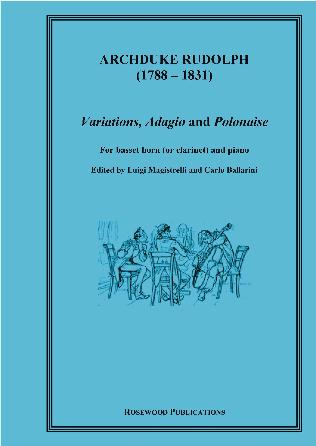 VARIATIONS, ADAGIO & POLONAISE