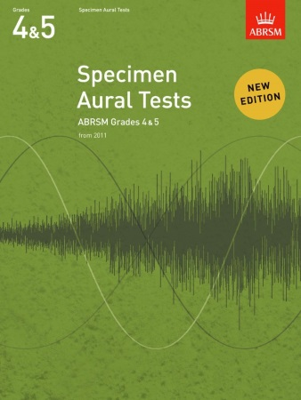 SPECIMEN AURAL TESTS Grade 4-5