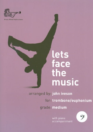 LET'S FACE THE MUSIC (bass clef)