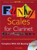 FUNKY SCALES FOR CLARINET + CD