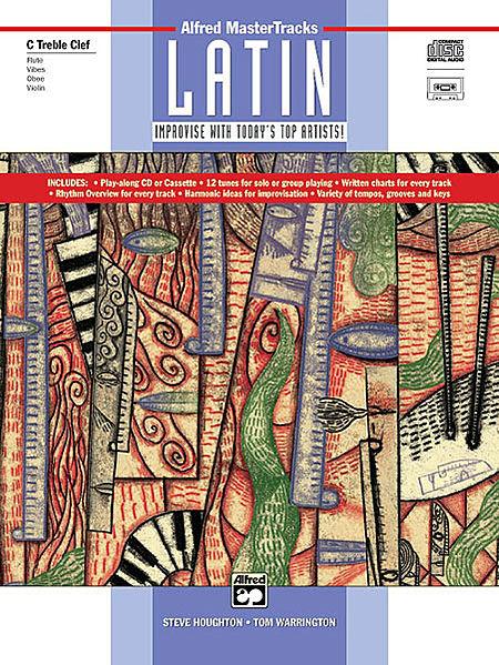 ALFRED MASTERTRACKS: Latin + CD