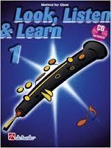 LOOK, LISTEN & LEARN Book 1 + CD