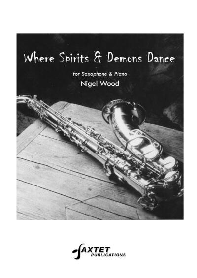 WHERE SPIRITS AND DEMONS DANCE