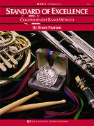 STANDARD OF EXCELLENCE Book 1 Enhanced (bass clef)