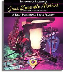 STANDARD OF EXCELLENCE Jazz Ensemble Method + CD