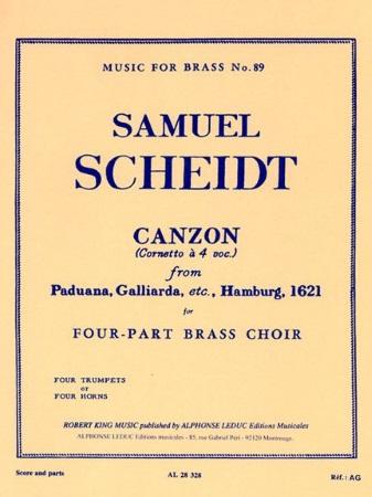 CANZON (score & parts)