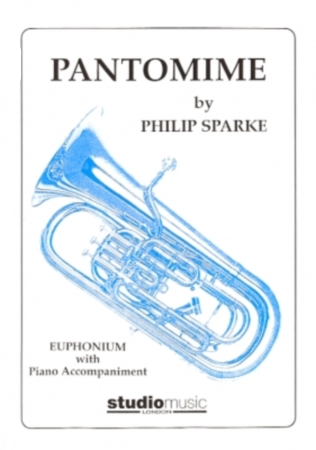 PANTOMIME (treble/bass clef)