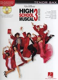 HIGH SCHOOL MUSICAL 3 Senior Year + CD