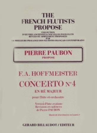 CONCERTO No.4 in D major