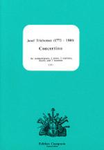 CONCERTINO (score & parts)