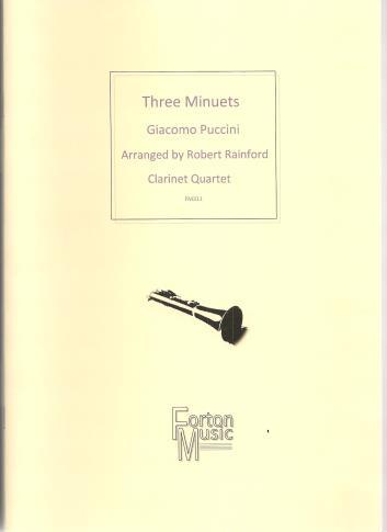 THREE MINUETS