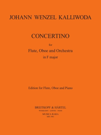 CONCERTINO in F Op.110