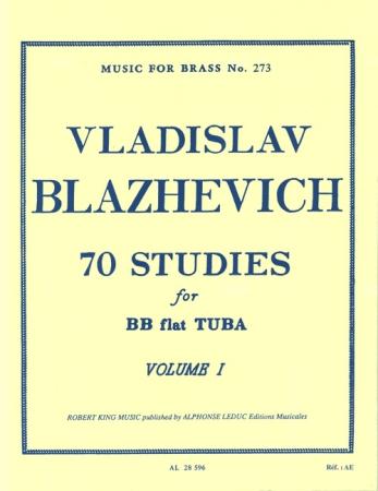 70 STUDIES Volume 1