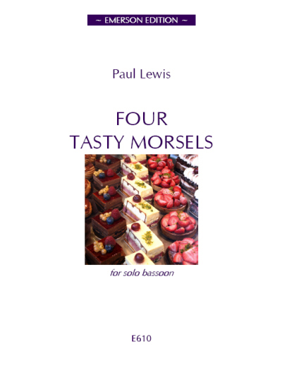FOUR TASTY MORSELS