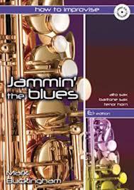 JAMMIN' THE BLUES + CD (Eb edition)